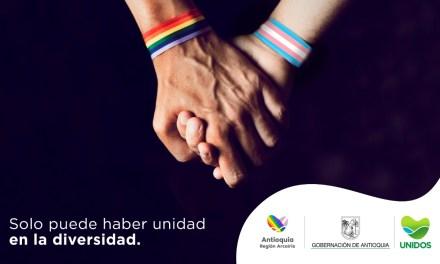 Antioquia Región Arcoíris cierra el año