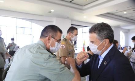 Gobernador destacó el trabajo realizado por el Brigadier General Eliecer Camacho