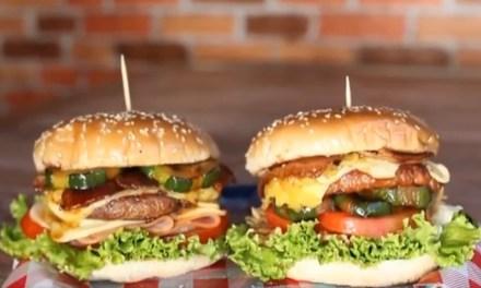 Primer festival de la hamburguesa en Guatapé