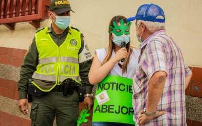 """""""Noticiero Abejorral"""" la nueva estrategia del municipio"""