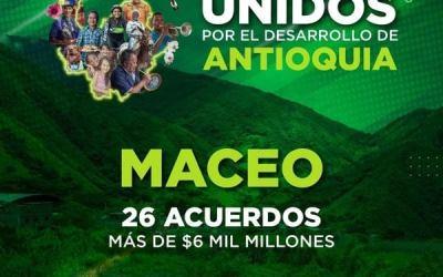 26 proyectos aprobados para Maceo