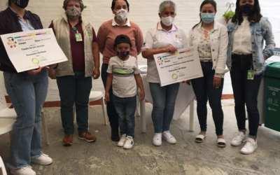Cornare reconoce la educación ambiental en Santo Domingo
