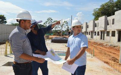Yondó está ejecutando proyectos de infraestructura