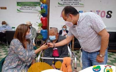 La gestora social de Yolombó implementa estrategias para los adultos mayores