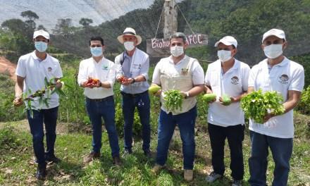 Puerto Berrío generó estrategias para el progreso de las huertas familiares