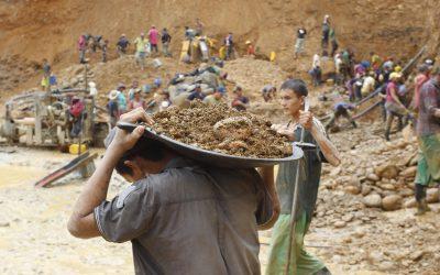 Audiencia pública minera en Anzá