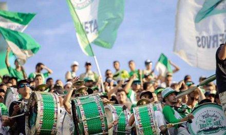 Ahora el Atanasio Girardot contará con la presencia de la banda de Los Del Sur