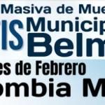 Eventos de interés en Belmira