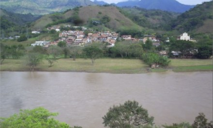Matanzas en el corregimiento de Bolombolo