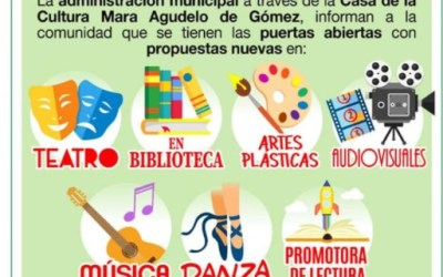Propuesta de Cultura en Toledo, Antioquia