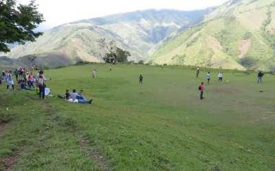 Guadalito es un paraíso en la montaña