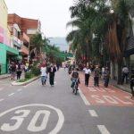 Reorganización de la zona centro de Bello