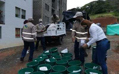 Mejoras en el medio ambiente en Ciudad Bolívar, Antioquia