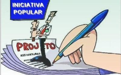 Iniciativa Popular Normativa en Pueblorrico
