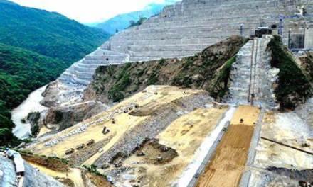 Suspendidas actividades del proyecto Hidroituango