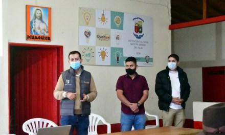 La comunidad de El Rosario en Guatapé ahora tendrá su propio acueducto