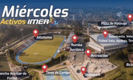 """""""Miércoles Activos"""" la nueva actividad que ejecutará el IMER, Rionegro"""