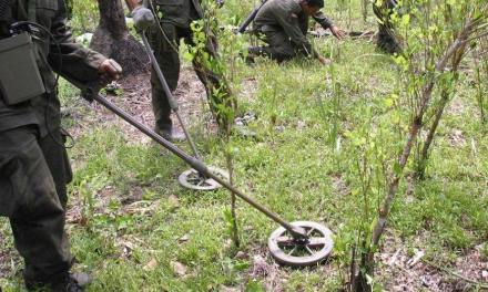 La Gobernación de Antioquia rechaza el uso de minas antipersonal y artefactos explosivos en el departamento