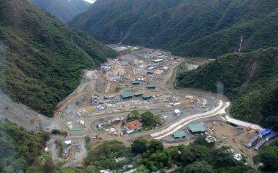 Emergencia por derrumbe en mina de oro de Buriticá