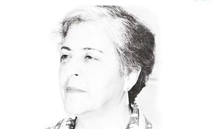"""Murió la poetisa de la """"Atenas del Suroeste"""", Oliva Sossa"""