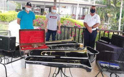 Nacerá una banda sinfónica en Altamira, Betulia