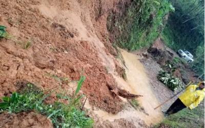 Nuevas afectaciones por lluvias en Betania