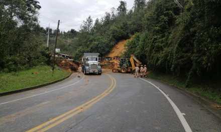 71 emergencias han sido reportadas en Antioquia en la temporada de lluvia