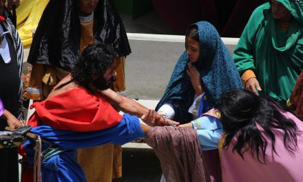 Volvieron los Tribunales de Amagáen Semana Santa