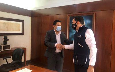 Se firma alianza entre el IDEA y Animal Bank