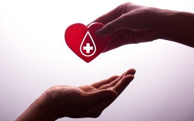 Campaña para donar sangre en Heliconia