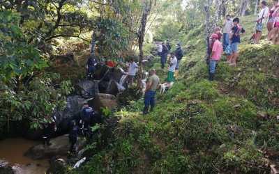 En el Nordeste, Oriente, Suroeste y Bajo Cauca se reportaron eventos por las fuertes lluvias al Dagran