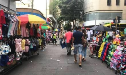 En Medellín 10.793 venteros ambulantes fueron incluidos en el proyecto Renta Básica para recibir apoyos económicos