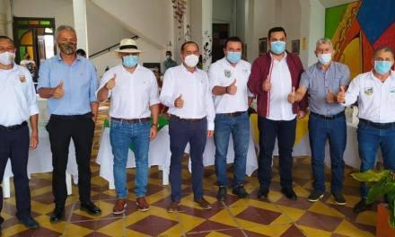 Encuentro de alcaldes del Nordeste y Magdalena Medio