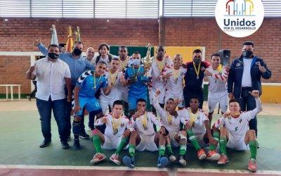 La Pintada y Ciudad Bolívar representarán al Suroeste antioqueño en el Torneo Mil Ciudades de Colombia