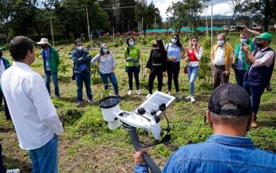 A través del proyecto Agro Antioquia Exporta 4.0 se plantea como cultura productiva las buenas prácticas agrícolas (BPA)