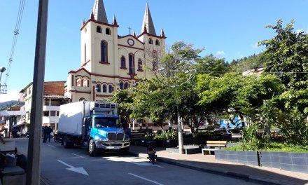 Activada gestión del Riesgo en Cañasgordas