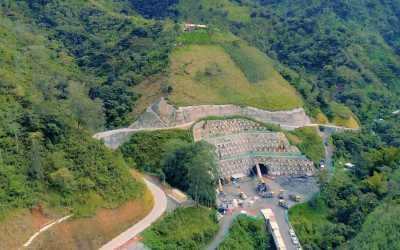 Recorrido por el Túnel Guillermo Gaviria Echeverri