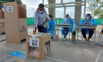 Con normalidad terminó la jornada de elecciones atípicas para alcaldía en Caucasia