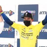 Nariñense Robinson Chalapud es el campeón de la Clásica de Ciclismo de Rionegro
