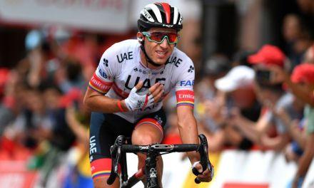Sergio Luis Henao entre los 20 mejores del Tour de Francia