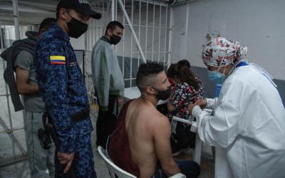 Así va el proceso de inmunización en las cárceles del Oriente