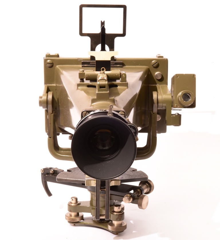 Wild heerbrugg schweiz theodolite camera  Antiq Photo