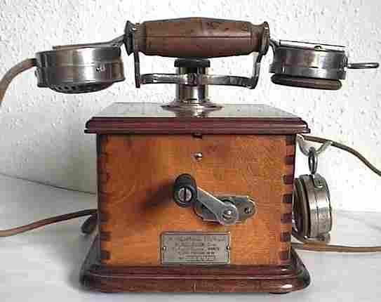 Les tlphones mobiles et muraux avant 1900 histoire des tlphones dautrefois