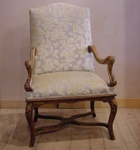 Italian ArmChair - Antique Chairs, Sofas, Daybeds