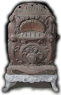 Antique Heaters and Stoves For Sale  Yale Garland Cottage Heater