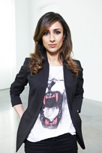 Four Rooms presenter Anita Rani