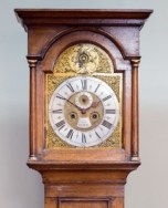 A clock from Lewes