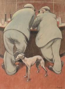 Norman Stansfield Cornish artwork