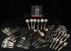 Georg Jensen silverware