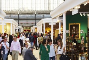 Record numbers visit Olympia Art & Antiques Fair